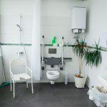 behindertengerechtes Bad bei Ipsa Vita
