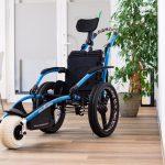 Strand Rollstuhl